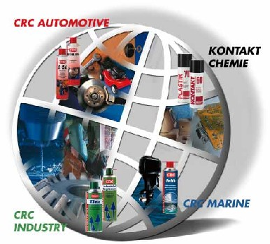 CRC Industries Europe - country information